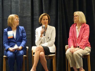 Mentorship, peer networks key to women's success