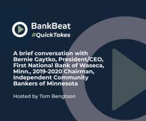 #QuickTakes: Bernie Gaytko