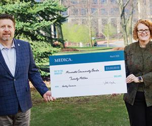 Minnesota non-profit redirects deposits to help community banks